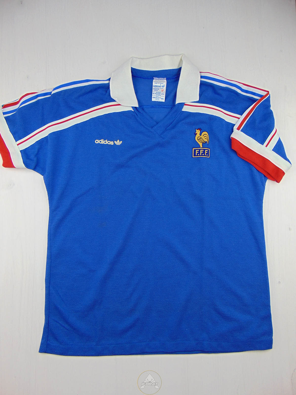 eedb3ec4c Vintage Adidas Soccer T Shirt - Gomes Weine AG