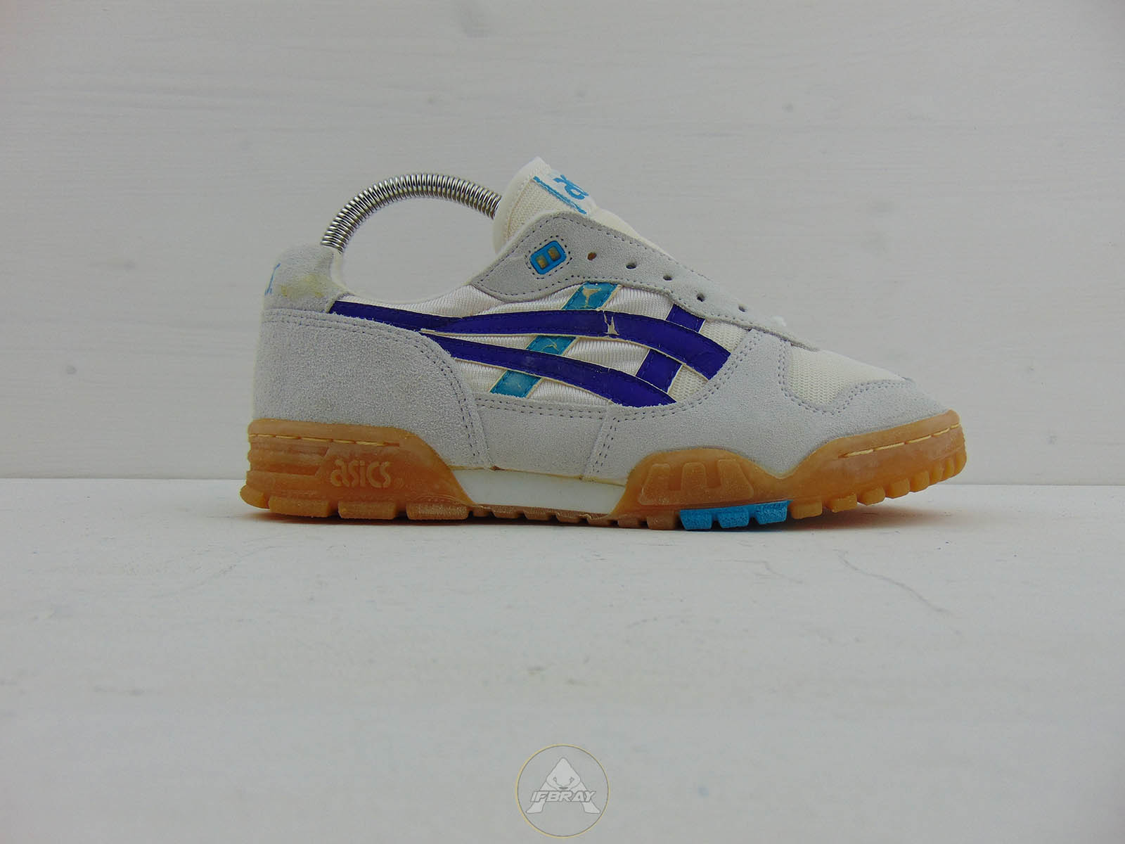 48be27d8120c Vintage  80 Asics Onitsuka Spiker Made in Korea