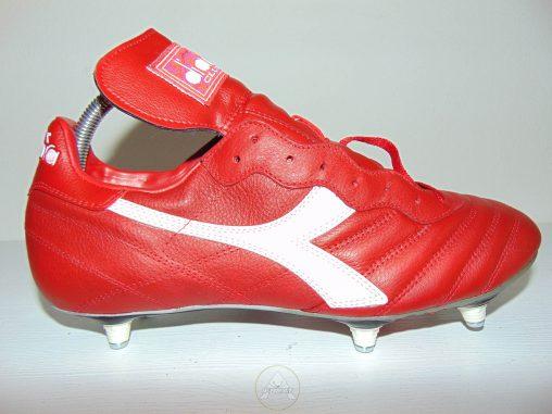 Vintage 90s Diadora Azzurri Soccer Shoes – Ifbray