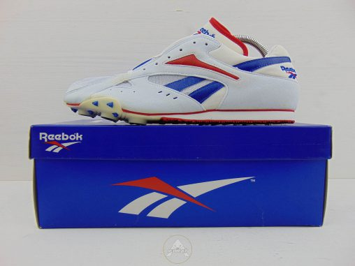 fcd64b364cbe Vintage 80s Reebok Athletics Distance